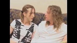 Lisa Hart and her boyfriend