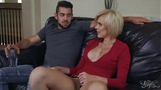 sexy shemale fucks girl guy