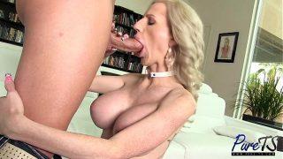 super busty Juliette gets loved up and banged hard